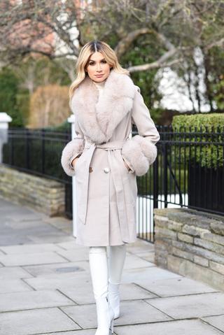 Popski London Faux Fur