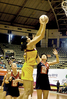 Sri Lanka Netball team qualifies for Asian Netball Championship final