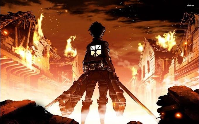 """Terremoto no Japão atrasa transmissão de """"Shingeki no Kyojin"""" e outros animes"""