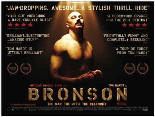 Bronson movie