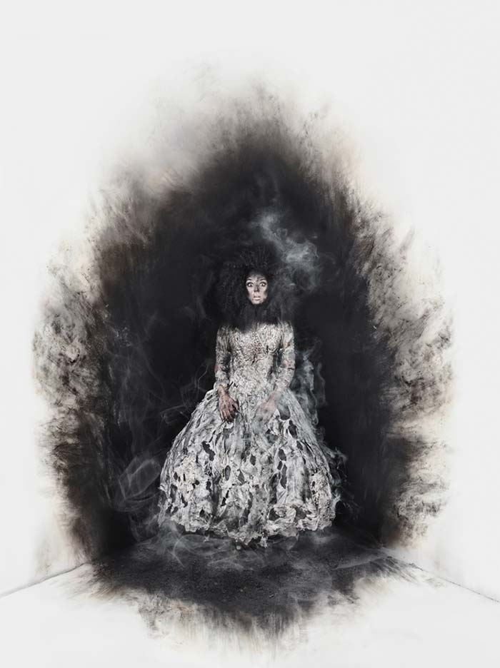 Fotografía, Kinetic Fire de Alejandro Annicharico