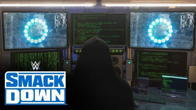 """""""Hacker"""" do SmackDown invade transmissão do WWE Backstage com frase de CM Punk"""
