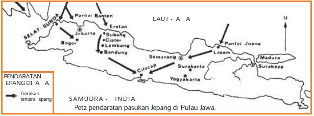 Latar Belakang dan Proses Pendudukan Jepang di Indonesia