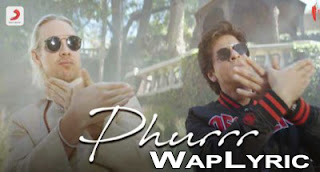 Phurrr Song Lyrics Mohit Chauhan