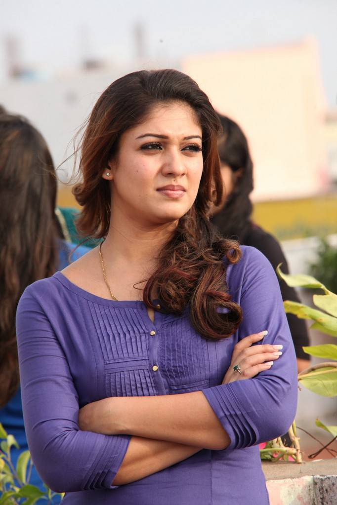 Nayanthara Funny From Good Evening Movie