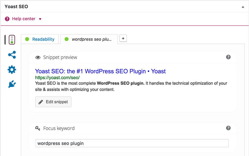Blog SEO WordPress Plugin Yoast para conseguir su Contenido Optimizado