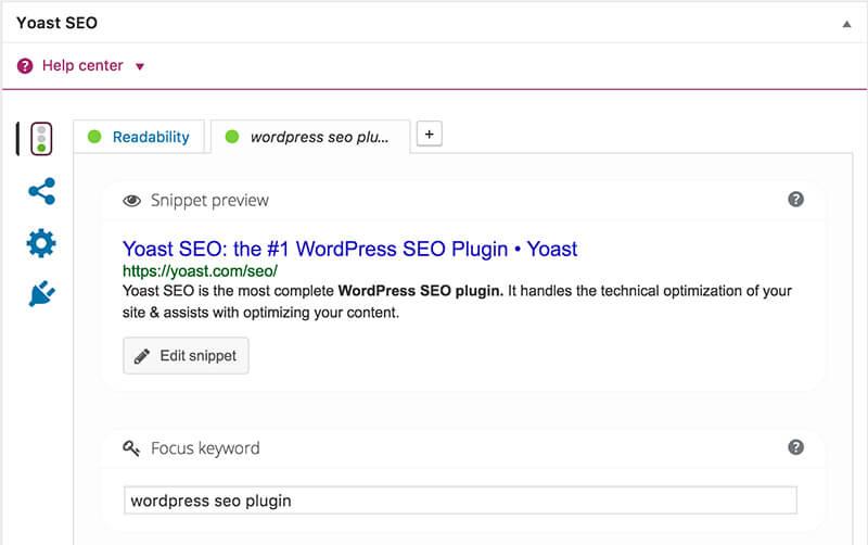 Blog SEO WordPress Plugin Yoast para conseguir su Contenido Optimizado