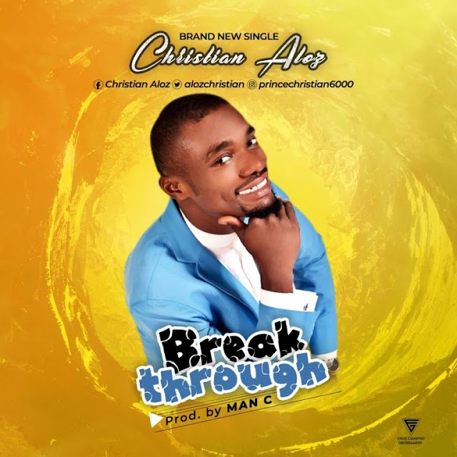 [MUSIC] CHRISTIAN ALOZ - BREAKTHROUGH