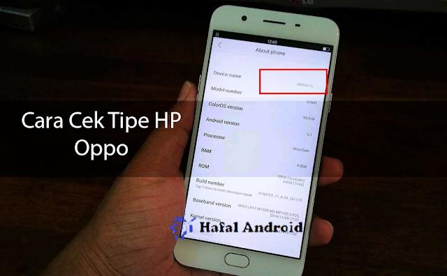 √ [AKURAT 100%] 9+ Cara Cek Tipe HP Oppo Semua Seri