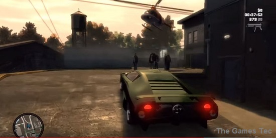 Grand Theft Auto IV GTA 4 PC Game