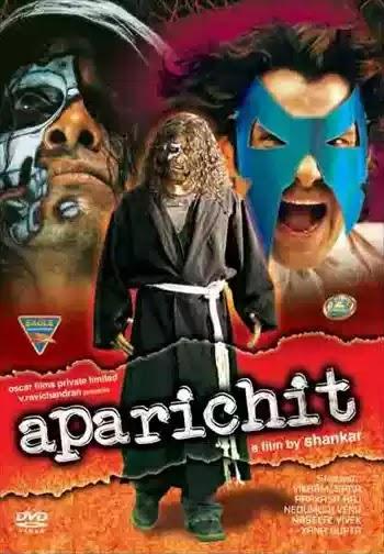 Aparichit (2005) BluRay Hindi Dual 480p 720p