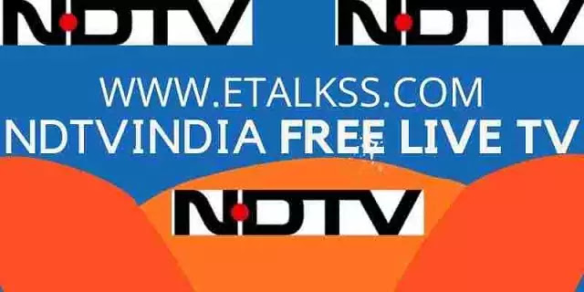 NDTVIndia Watch free update online on the website through free live tv