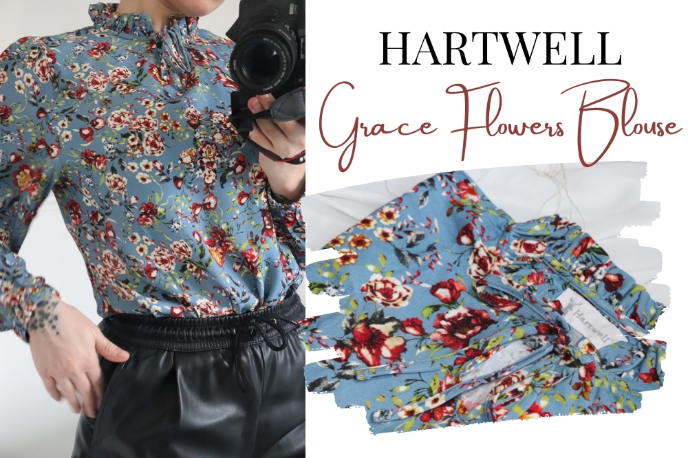 Hartwell Clothing: the next big thing in Countrywear - Fashion Brand London Blogger The Target Idea Makeup Artist Copywriter Nature Clothes Zoe Dragonfly Shirt - Grace Flowers Blouse Review