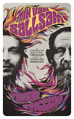 Köp boken: MIN VÄN SÄLLSAM - en psykedelisk rock'n'roll-thriller