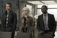 Rose McIver, Malcolm Goodwin and Robert Buckley in iZombie Season 3 (17)