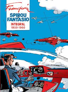 Spirou y Fantasio. Integral 7