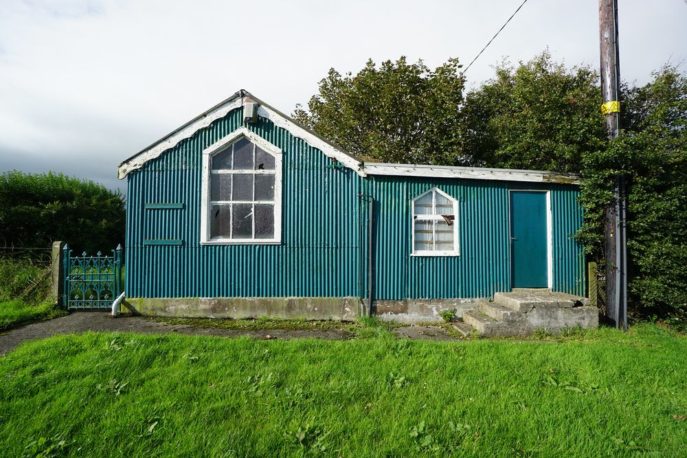 Tin Tabernacle in Ballywillin