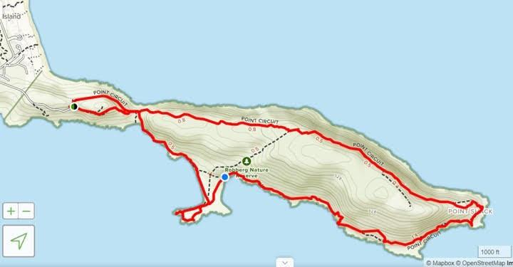 Mapa-de-Robberg-Nature-Reserve