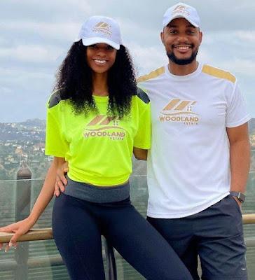 Alex Ekubo and fiancee separates