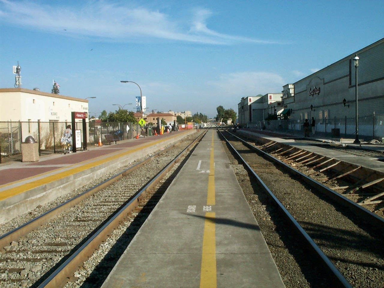 Caltrain HSR Compatibility Blog: The Great Platform