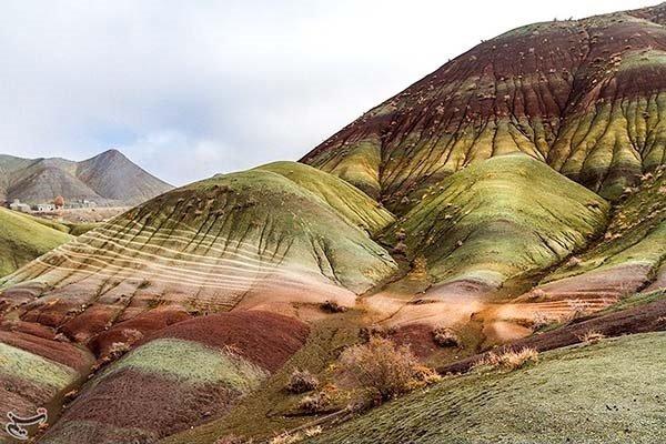 Gunung Tabriz - Iran