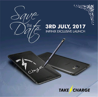 Infinix Mobile Set To Launch Infinix Note 4 Pro ,Coming With X-Pen