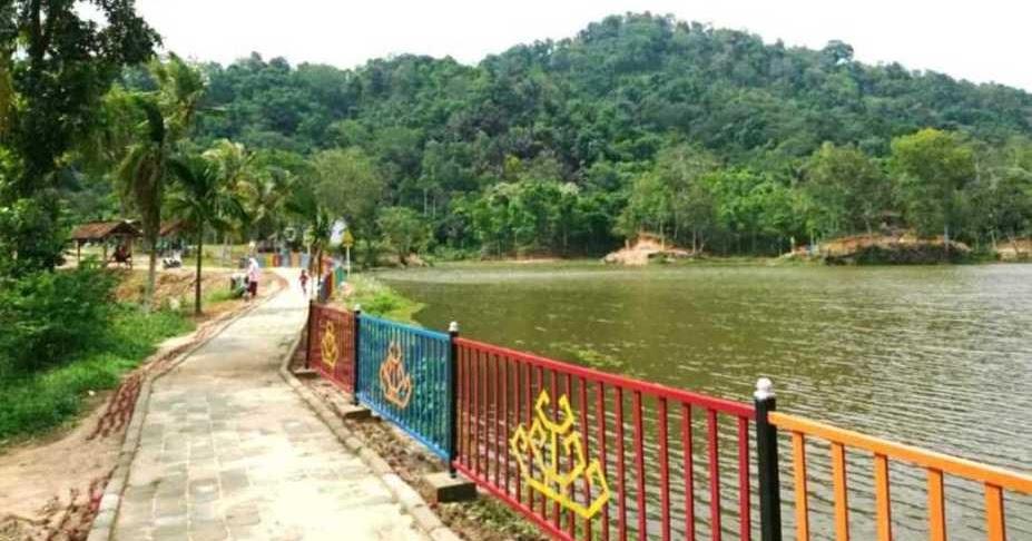 Wisata Telogo Rejo Sendang Baru Lampung Tengah Rio Veskom