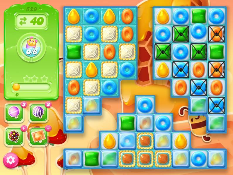 Candy Crush Jelly Saga 529