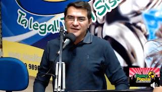 Prefeito Olivânio anuncia pagamento da folha de maio e emenda do senador Maranhão para Picuí