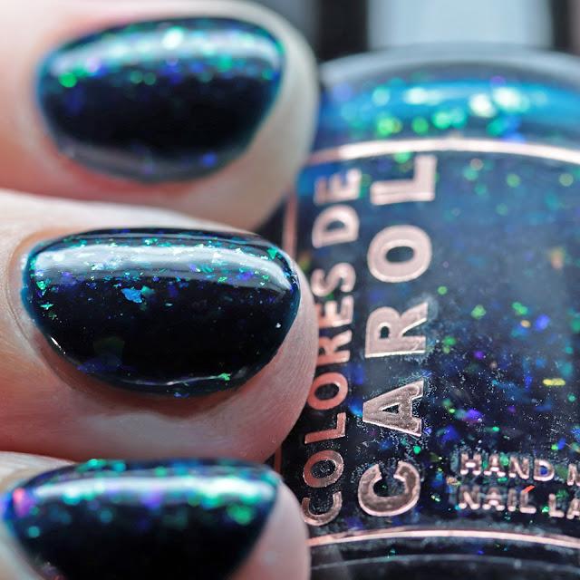 Colores de Carol Luna Azul
