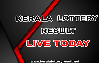 kerala lottery result live today