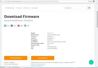 Download Firmware Samsung G531H BI