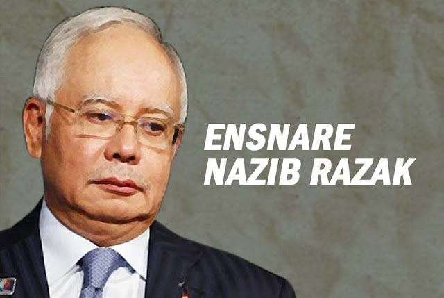 The Malaysian Court of Appeals suspended the trial of the prime minister of former prime minister Najib Razak