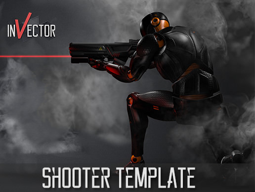Third Person Controller – Shooter Template v1 2 3 | Unity 3D Free