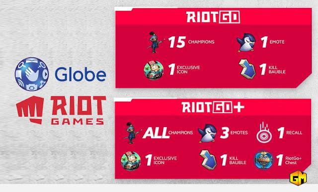 Globe Riot Games Gizmo Manila