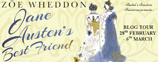 Blog Tour: Jane Austen's Best Friend by Zoe Wheddon