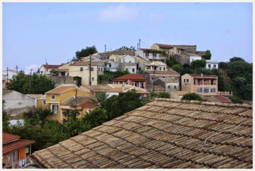 Καλαφατιώνες: Ένα απο τα ομορφότερα χωριά της Μέσης Κέρκυρας