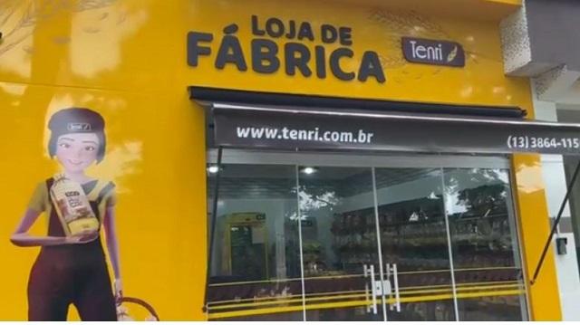 INAUGURAÇÃO LOJA DE FÁBRICA TENRI