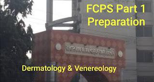 FCPS part 1 preparation in Bangladesh