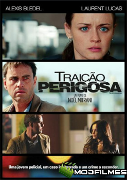 Capa do Filme Traição Perigosa