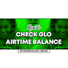 How To Check Glo Airtime Balance