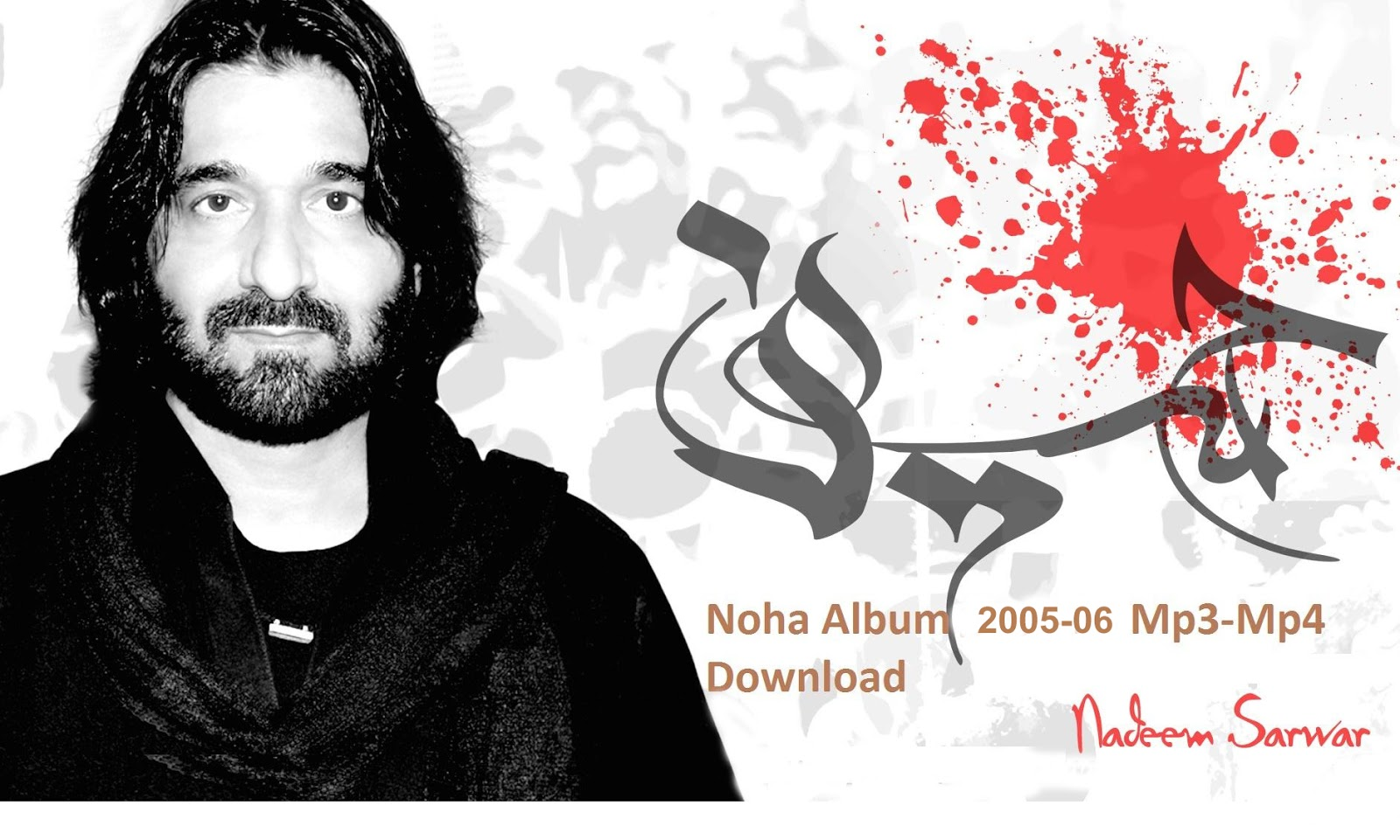 Nadeem Sarwar Nohay 2005 Free Download ~ Free Download Nohay