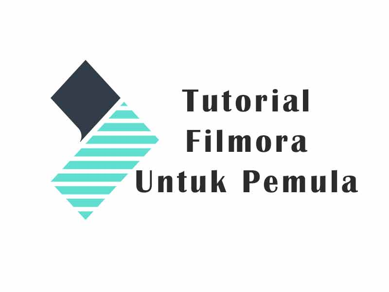 tutorial filmora untuk pemula