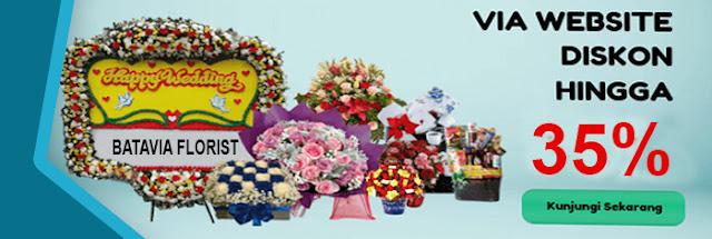 Toko Karangan Bunga Ucapan di Bekasi