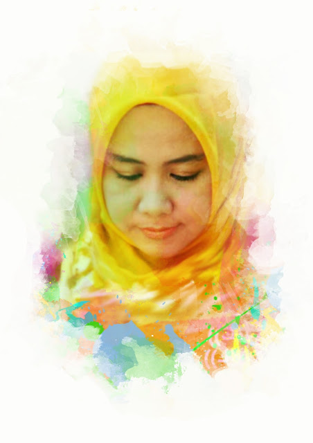 Photo Painting Tanpa Nama