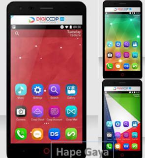 Spesifikasi Smartphone Digicoop