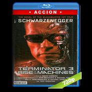 Terminator 3: La rebelión de las máquinas (2003) BRRip 720p Audio Dual Latino-Ingles