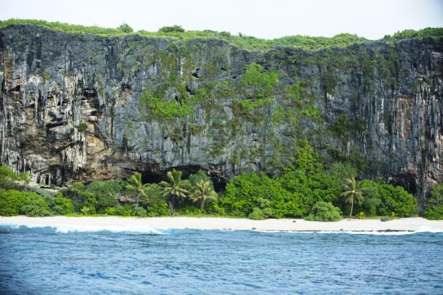Rurutu, mais uma ilha na Polinésia Francesa