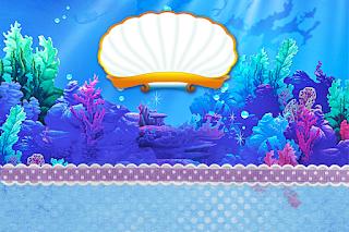 The Little Mermaid Birthday: Free Printable Invitations.