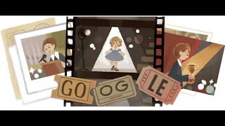 Google honours Hollywood icon Black with an animated doodle